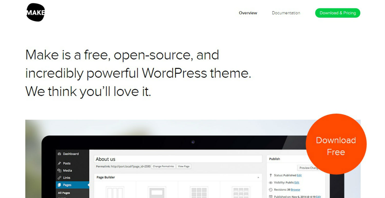 Comprar temas de WordPress