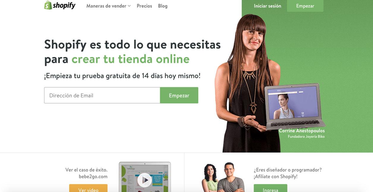 Creadores de E-commerce